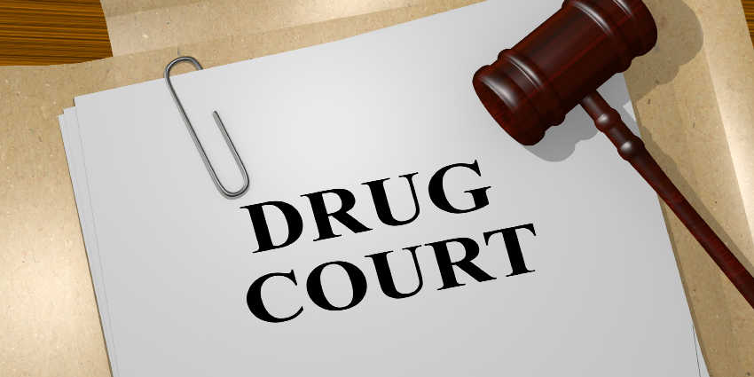 Drug Courts in California